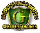 Certified Guerilla Information Marketing Trainer